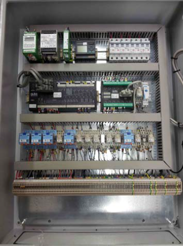 Generator Control Panel P Amp S Automation