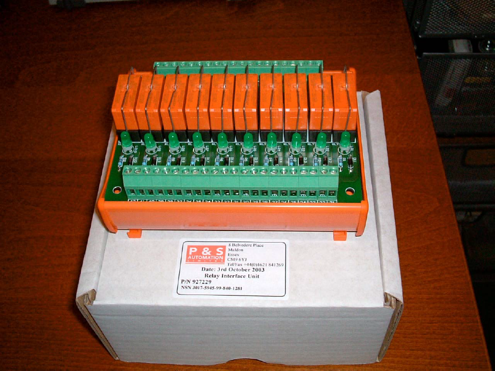 Relay Interface Module